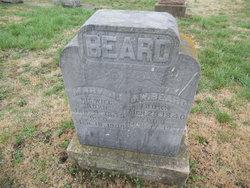 Mary J. <I>Compton</I> Beard