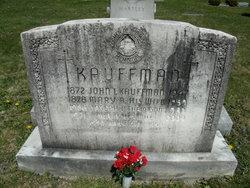 Joseph Leon Kauffman