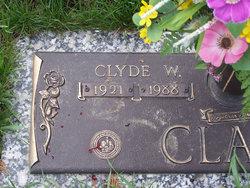 Clyde W Clark