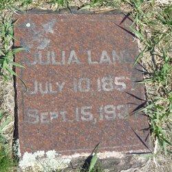Julia Lane