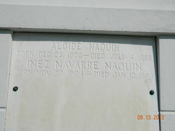 Alcide Naquin