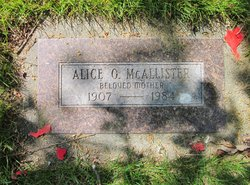Alice O. McAllister