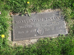 Marguerite J. Buckley