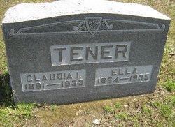 Claudia I. Tener