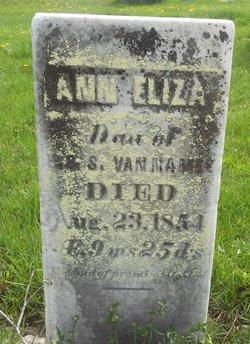 Ann Eliza Van Namee