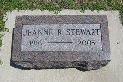 Jeanne R. Stewart