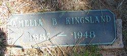 Amelia B. Kingsland