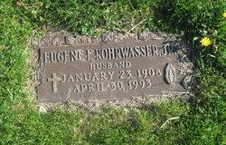 Eugene F. Rohrwasser, Jr