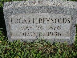 Edgar H Reynolds