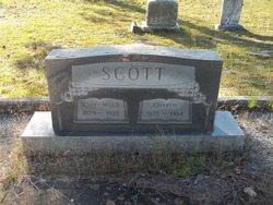 Mary B. <I>Mills</I> Scott
