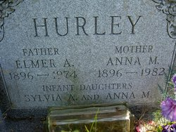 Anna M Hurley
