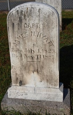 Capt James N Hyatt