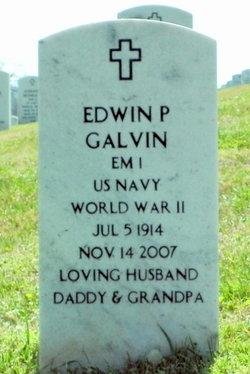 Edwin Paul Galvin