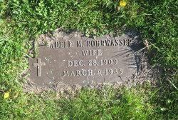 Adele M. Rohrwasser