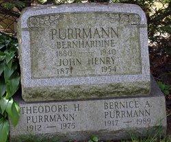 Bernhardine Purrmann