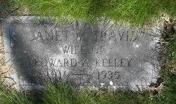 Janet M <I>Travis</I> Kelley