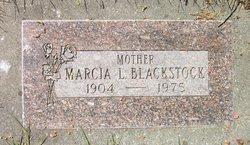 Marcia L. Blackstock