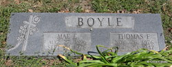 Thomas Franklin Boyle