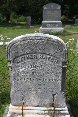 Luther Hatch