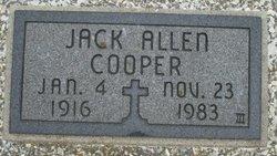 Jack Allen Cooper