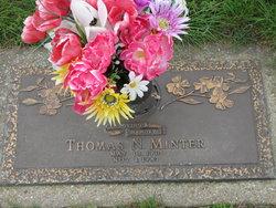 "Thomas Nolan ""Baldy"" Minter, Sr"