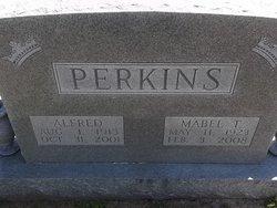 Mabel Carolina <I>Thompson</I> Perkins