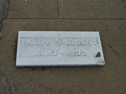 Mary Sargent