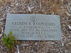 Reuben R. Rodrigues