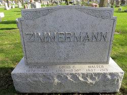 Beatrice F. Zimmermann