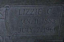 Lizzie C <I>Owens</I> Sutton