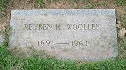 Reuben H Woollen