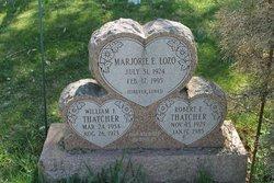 Marjorie E <I>Thatcher</I> Lozo