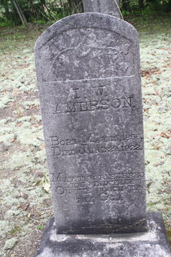 Issac W. Amerson