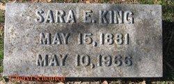 Sara E. King