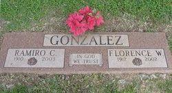 Florence W. Gonzalez