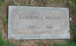 Katherine C Woollen