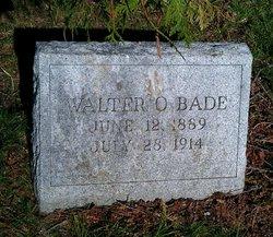 Walter O Bade