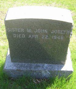 Sr M. John Joseph