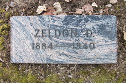 Zeldon D. Zimmerman