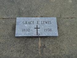 Grace E. Lewis