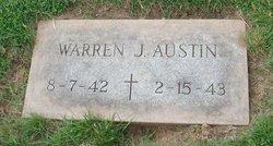 Warren J Austin