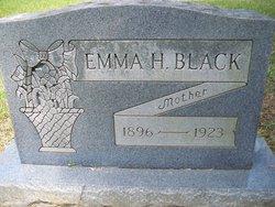 Emma <I>Harris</I> Black