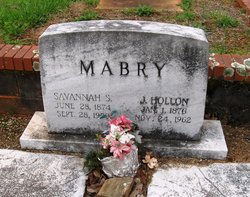 Savannah S. Mabry