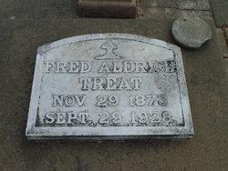 Fred Aldrich Treat