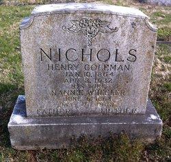 Henry Coleman Nichols