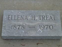 Ellena Henrietta <I>Watson</I> Treat