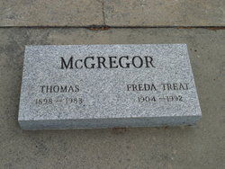 Thomas McGregor