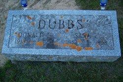 Donald E. Dubbs