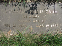 Howard Phillip Crum