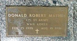 Donald Robert Mathes